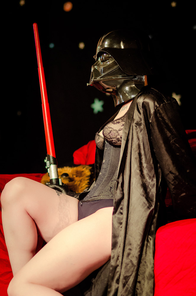 Dr. Sketchy's Charleston: Star Wars