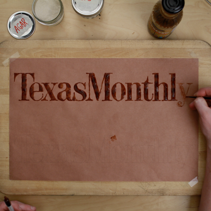 Texas Monthly 2013 BBQ Issue Cover