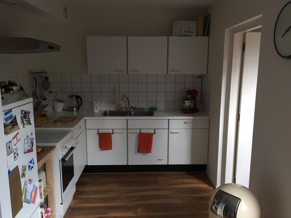 Bestaande keuken