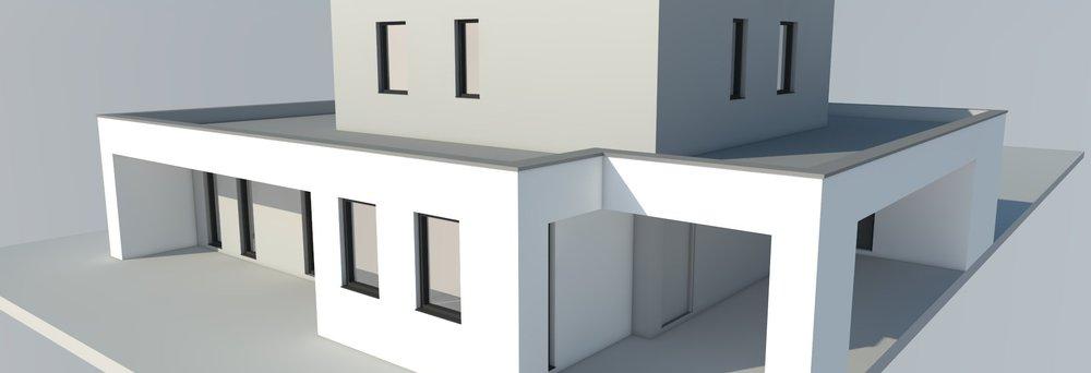 Woning architectuur
