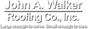 John A. Walker Roofing