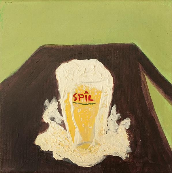 Spil het biertje