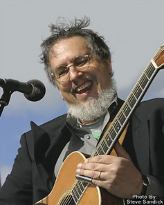David Bromberg: picture from  www.appleseedmusic.com
