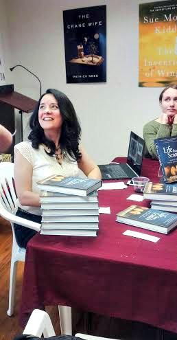 Sasha Martin at Banksquare Books Mystic, CT
