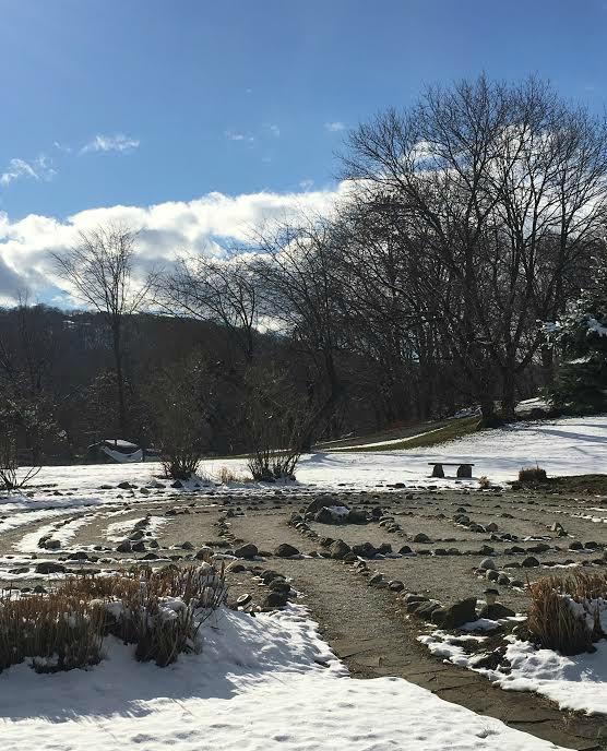 Labyrinth Snow