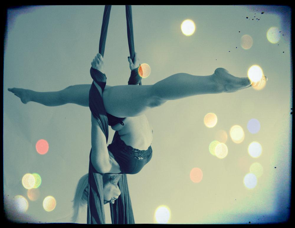 Riot Aerial Silks Circus Arts