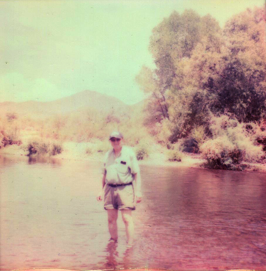Daddy In The River