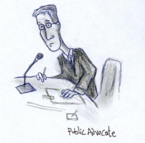 The Public Advocate