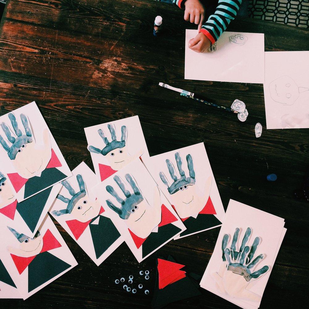 Hand Print Cards.JPG