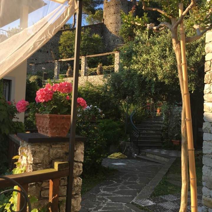 CINQUE TERRE, ITALY - July 2017