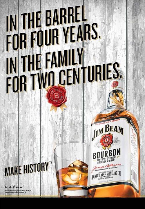 Jim Beam — JONATHAN TUCKER BELL