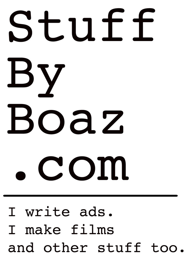 Stuff By Boaz