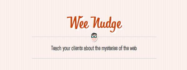 Tips on web design. http://weenudge.com/