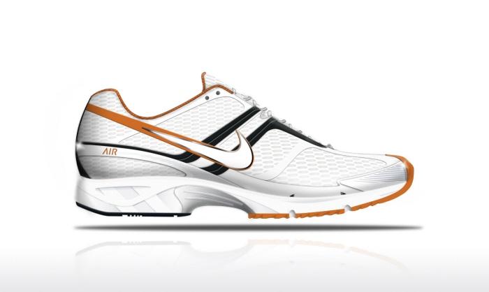 Beautiful shoe renderings