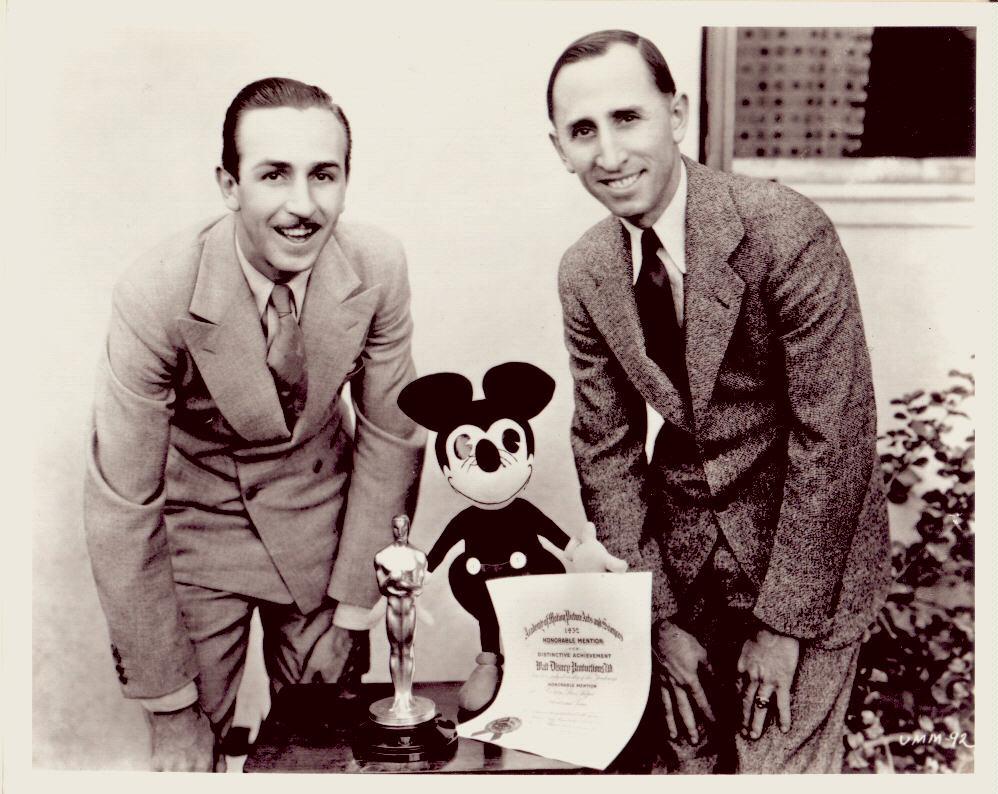 Walt & Roy Disney — Simplify