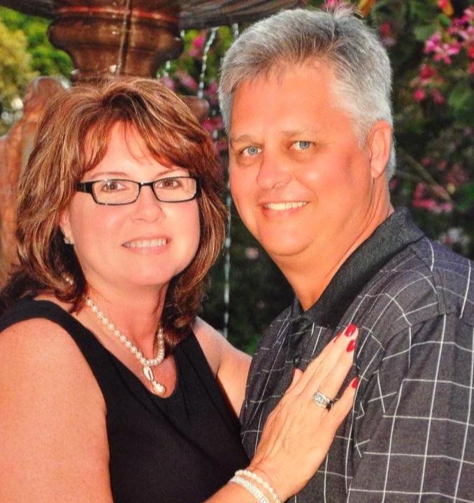 Pastor Joe Henson and wife Debbie