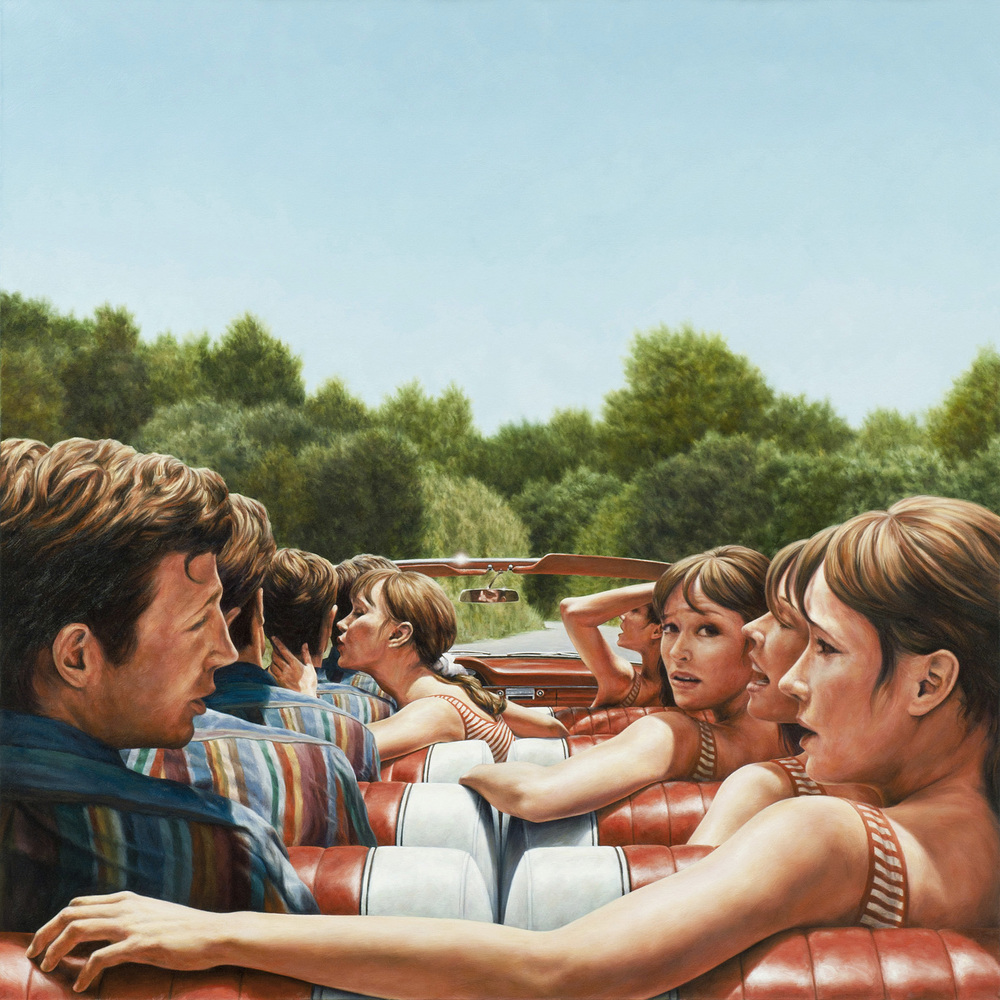 1961 Ford Galaxie 500 Sunliner (Pierrot Le Fou)