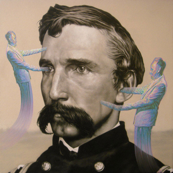Joshua Chamberlain and the Angels of _________
