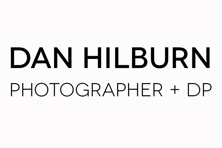 Dan Hilburn Photographer & DP