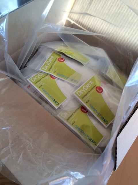 DryDent Large låda