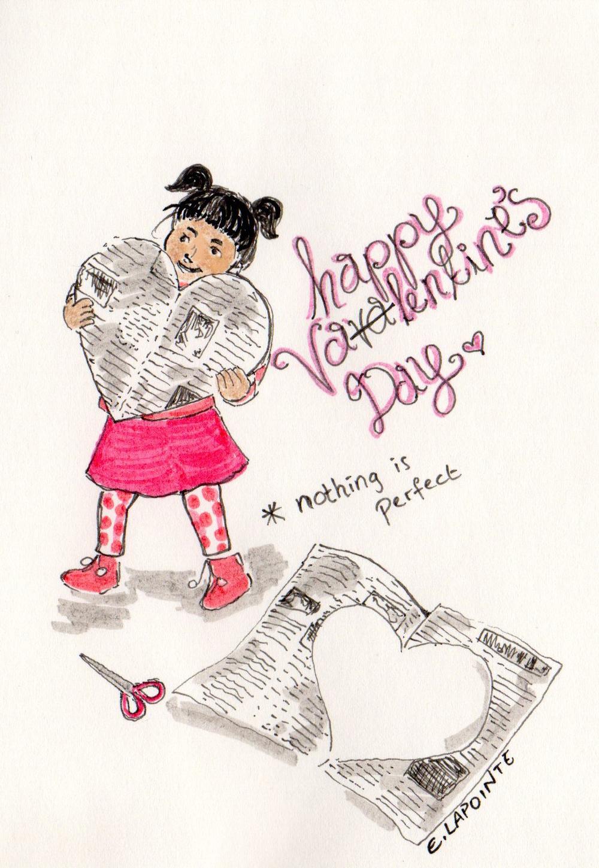 Last Minute Valentine… Ella Lapointe