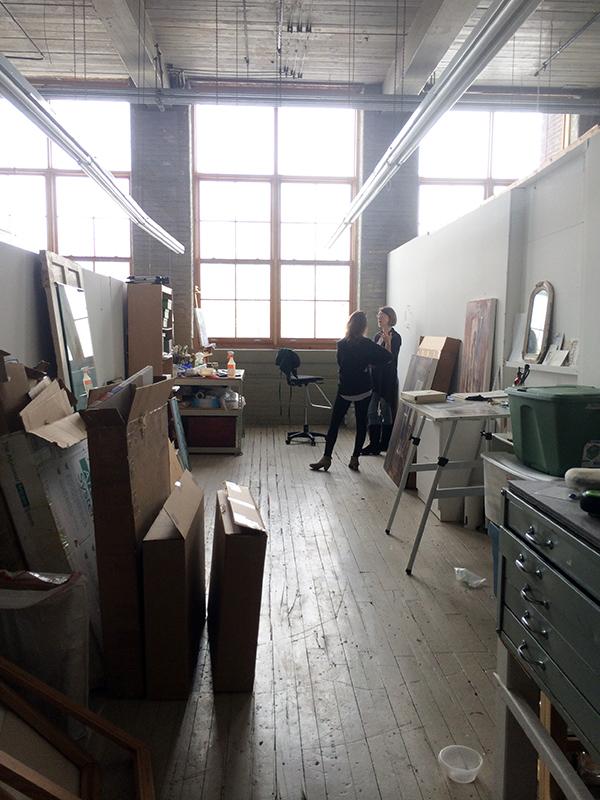The studio length
