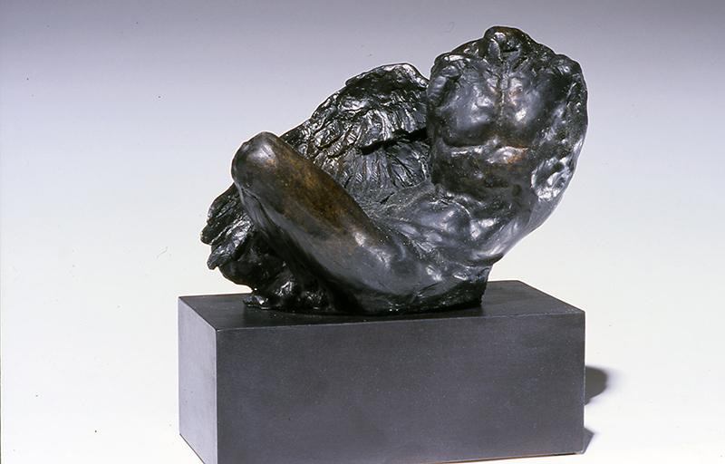 'River God' (10/10 Edition), 8.75 x 11.75 x 6.5, Bronze, SMG ID #77