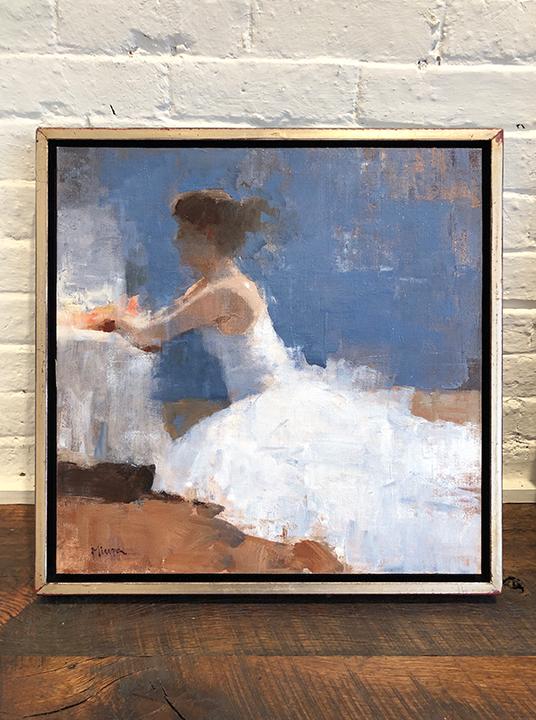 'Sentimental' Framed