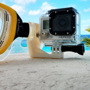 GoPro | Scuba Mask Mount