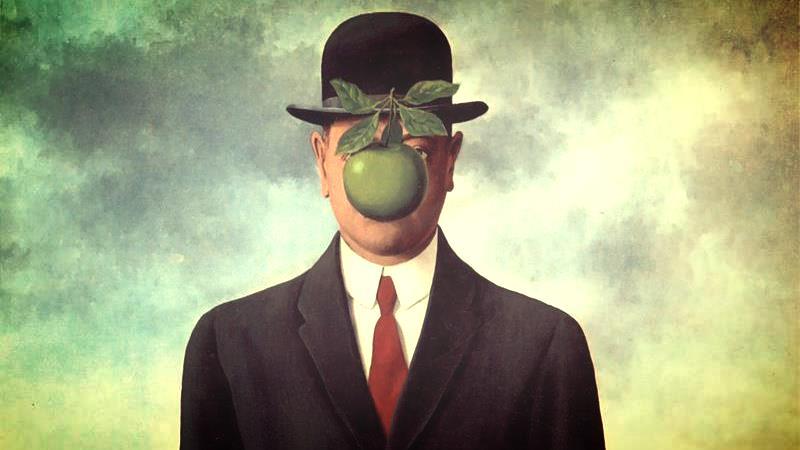 Meilleures id es de costumes bidons mais beaucoup trop biens pour l 39 hallo - Tableau chapeau melon pomme verte ...
