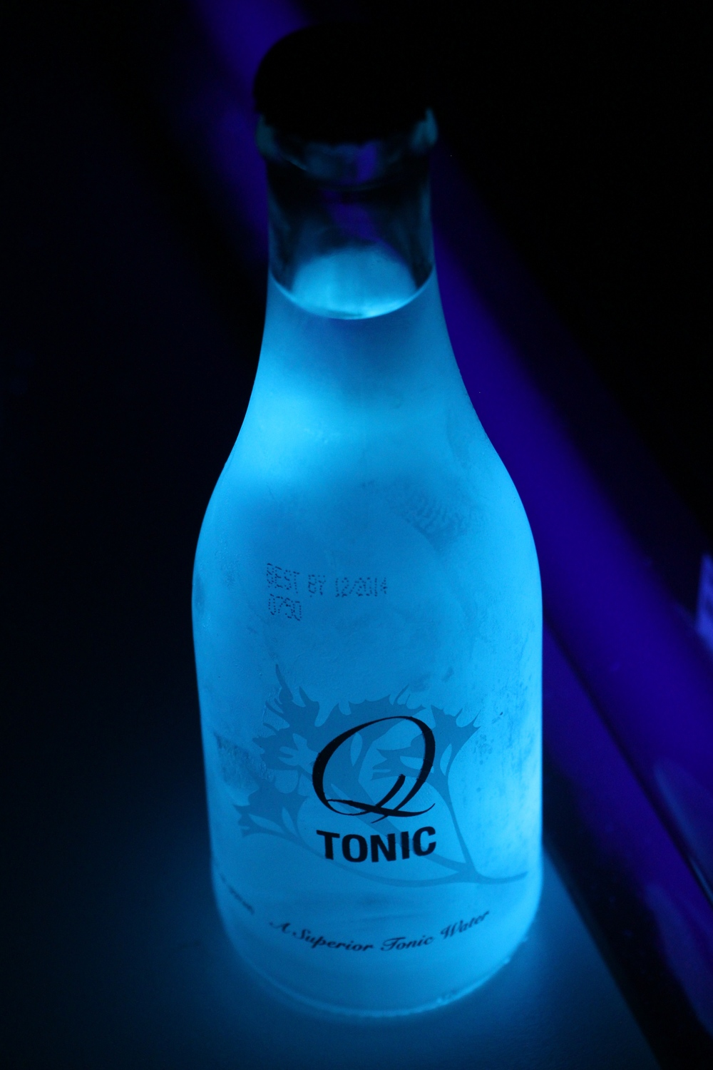 Q Tonic, produit de New York.