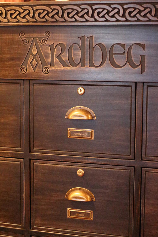 L'armoire magique de Chez Alexandre.