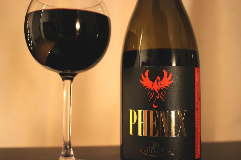 Phénix, vin Rivière du Chêne