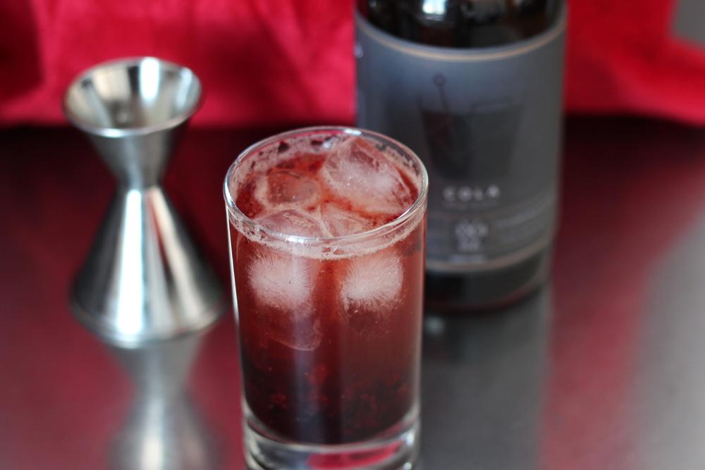 cocktail 3/4 oz. cola