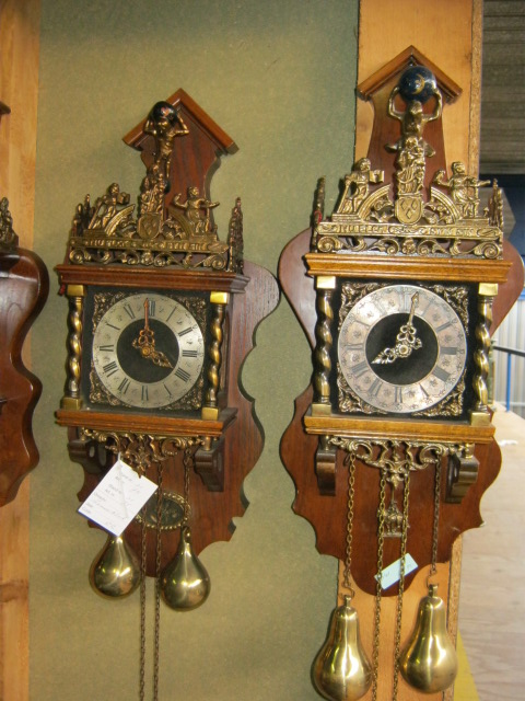 How To Hang A Dutch Zaanse Clock Europa Antiques