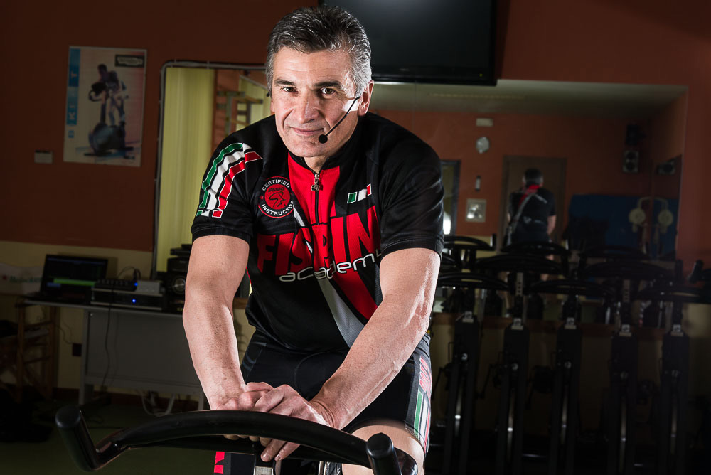 Maurizio Merisi The Professional Spinning Trainer