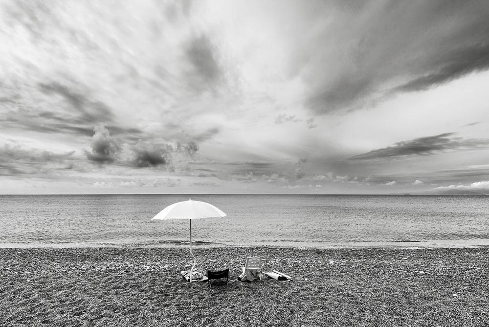 Varigotti's Beach