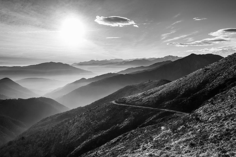 Monte Spalavera / Italy