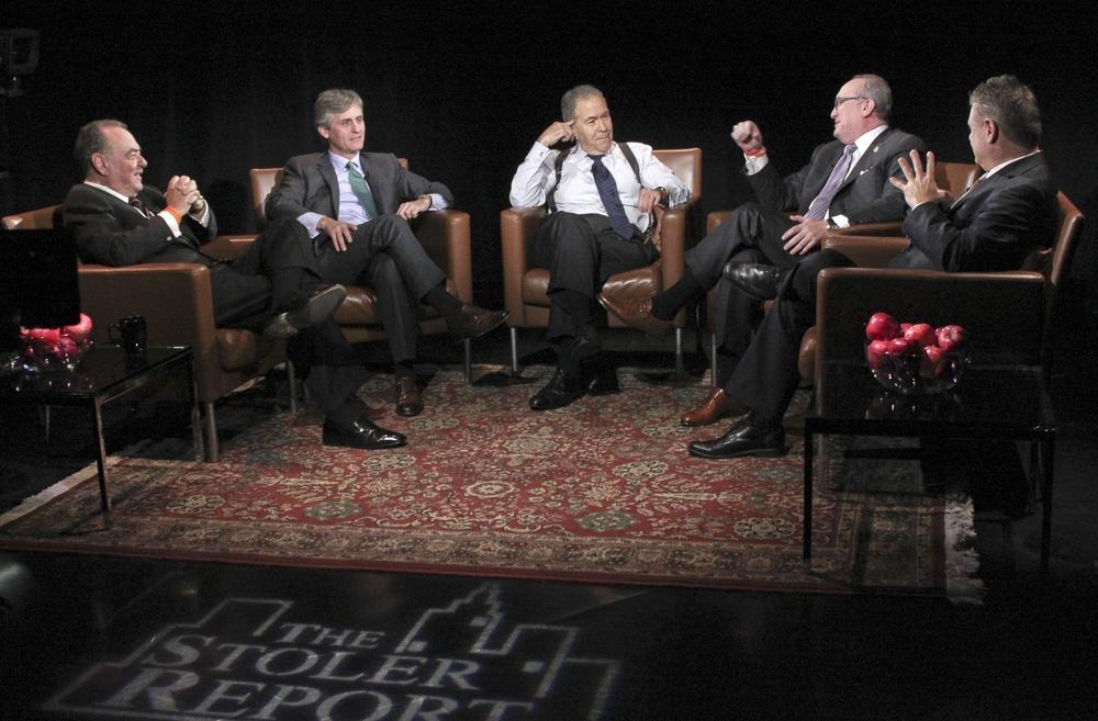 Stephen Siegel, Gino Martocci, Bruce Mosler, Dennis Russo