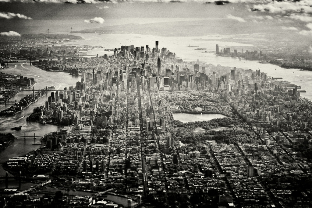 New York. Taken from my Southwest flight.