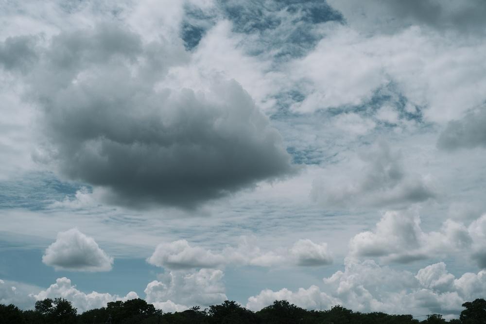 Large southern skies.