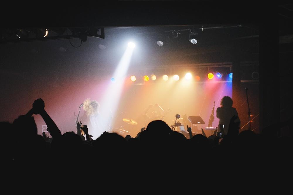 Jim James Concert