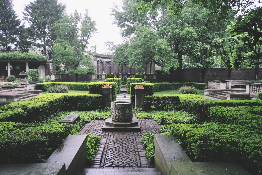 The Irwin Home Gardens