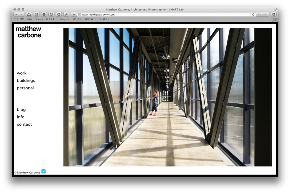 Matthew Carbone, Architectural Photographer - SMART Lab.png
