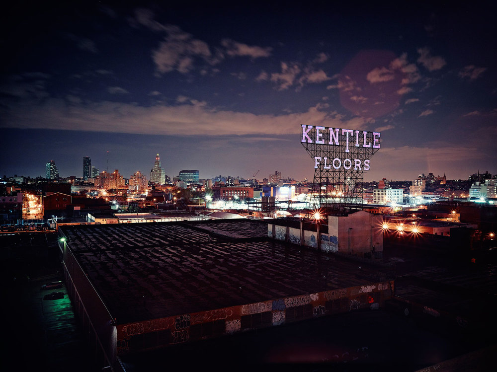 KENTILE FLOORS. © Matthew Carbone, 2014