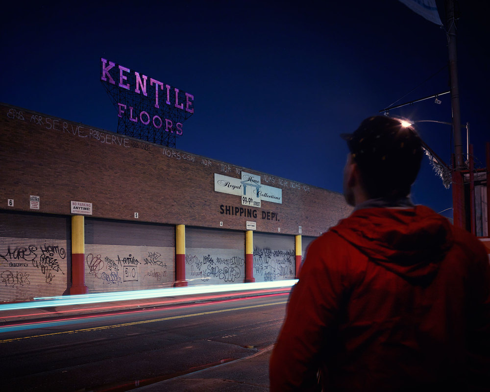 ABLE + KENTILE © Matthew Carbone, 2014