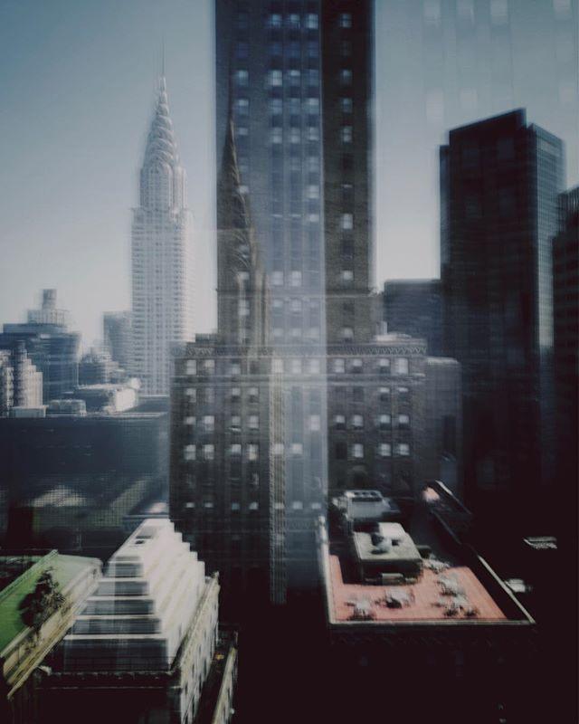 It's got great views — #bts from yesterday with @vocondesign  #architecturephotography  #spectreshot #newyork