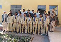 Purchasing uniforms for teachers