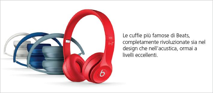 Progettate per offrire massimo comfort e massimi livelli acustici in un solo prodotto, le cuffie Solo2 sono realizzate con materiali di alta qualità in ogni componente.