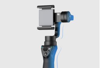 Ergonomico, Design Premium Osmo Mobile presenta gli stessi materiali di alta qualità e le tecnologie presenti nel resto della famiglia Osmo. E'compatibile con una vasta gamma di telefoni, da 2.3in a 3.3in (59 millimetri per 85 millimetri) di larghezza.